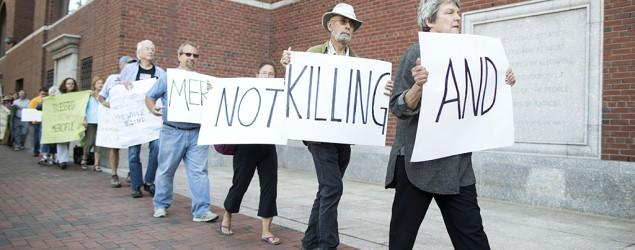 Does the death penalty violate the Constitution?