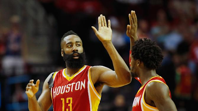 James Harden l And Patrick