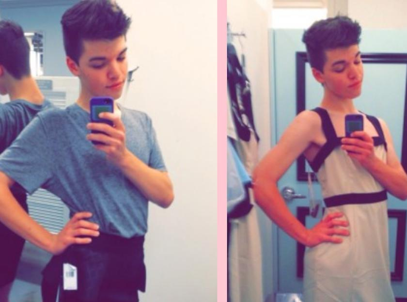 This Gay Ally Just Got a Highway Named After a Transgender Teen