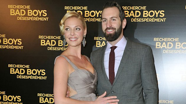 Katherine Heigl Adopts a Second Child
