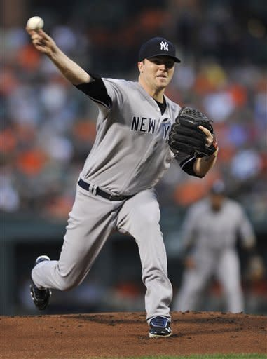 Rodriguez leads Yankees over Orioles 8-5