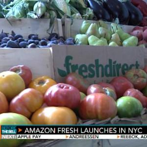 How Will FreshDirect Compete With Amazon Fresh in NYC?