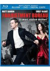 The Adjustment Bureau Box Art