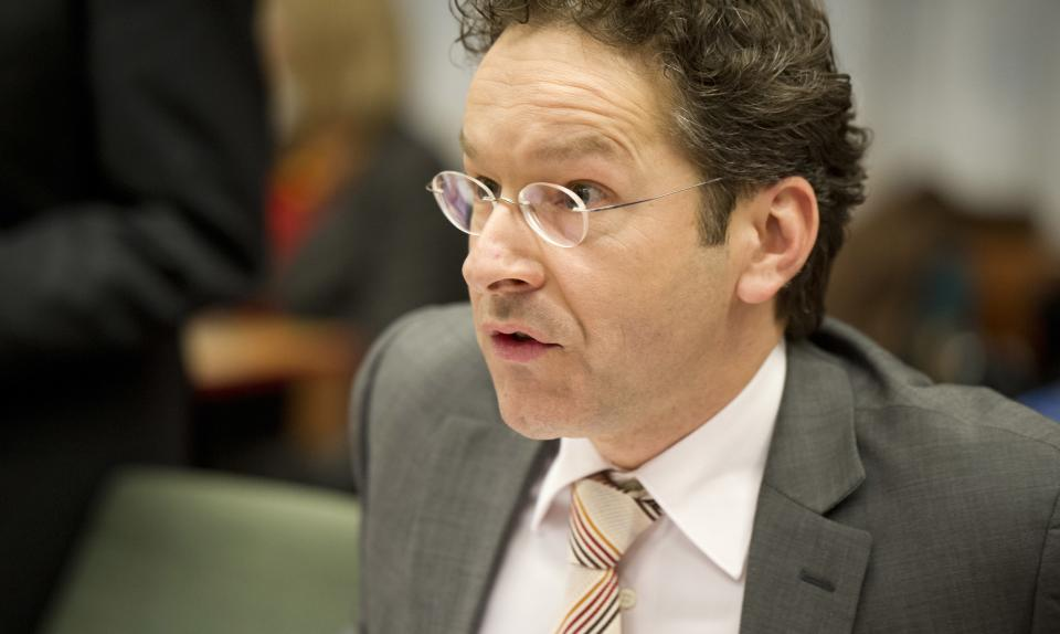 A look at Dijsselbloem, the new 'Mr Euro'