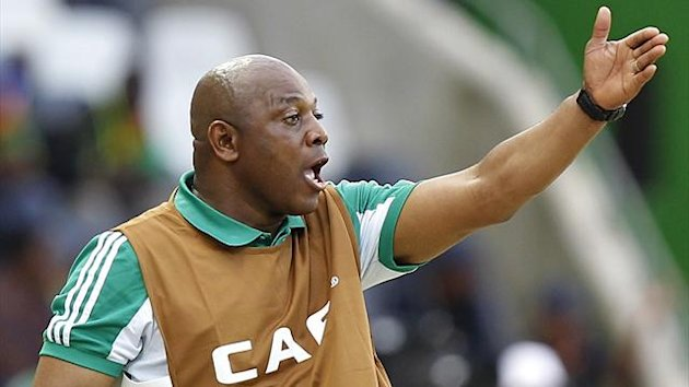 Stephen Keshi (Reuters)
