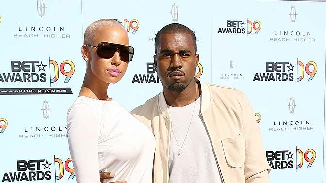 Rose West BET Awards