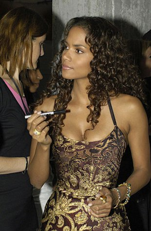 Does Halle Berry need your love advice?