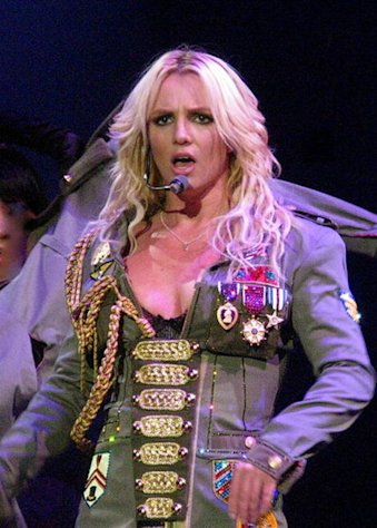 (Britney Spears)