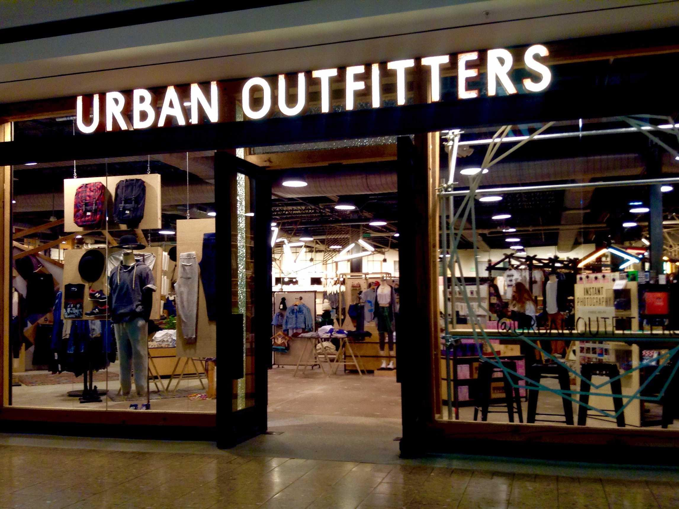 Urban Outfitters is asking employees to work for free