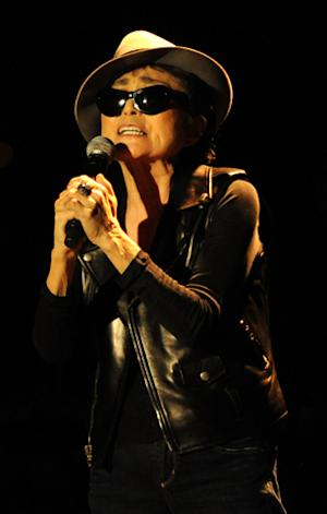 Yoko Ono Celebrates New Album With Old Friends