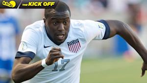 "Kick Off: USMNT's ""money man"" Jozy Altidore has team on verge of early qualification to World Cup"