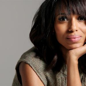 Kerry Washington Discusses Domestic Violence