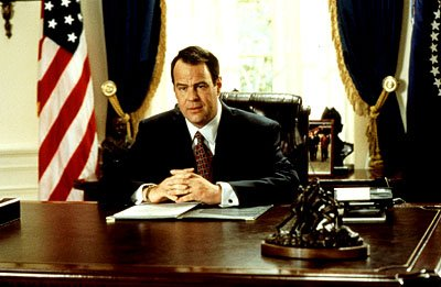 Dan Aykroyd in My Fellow Americans