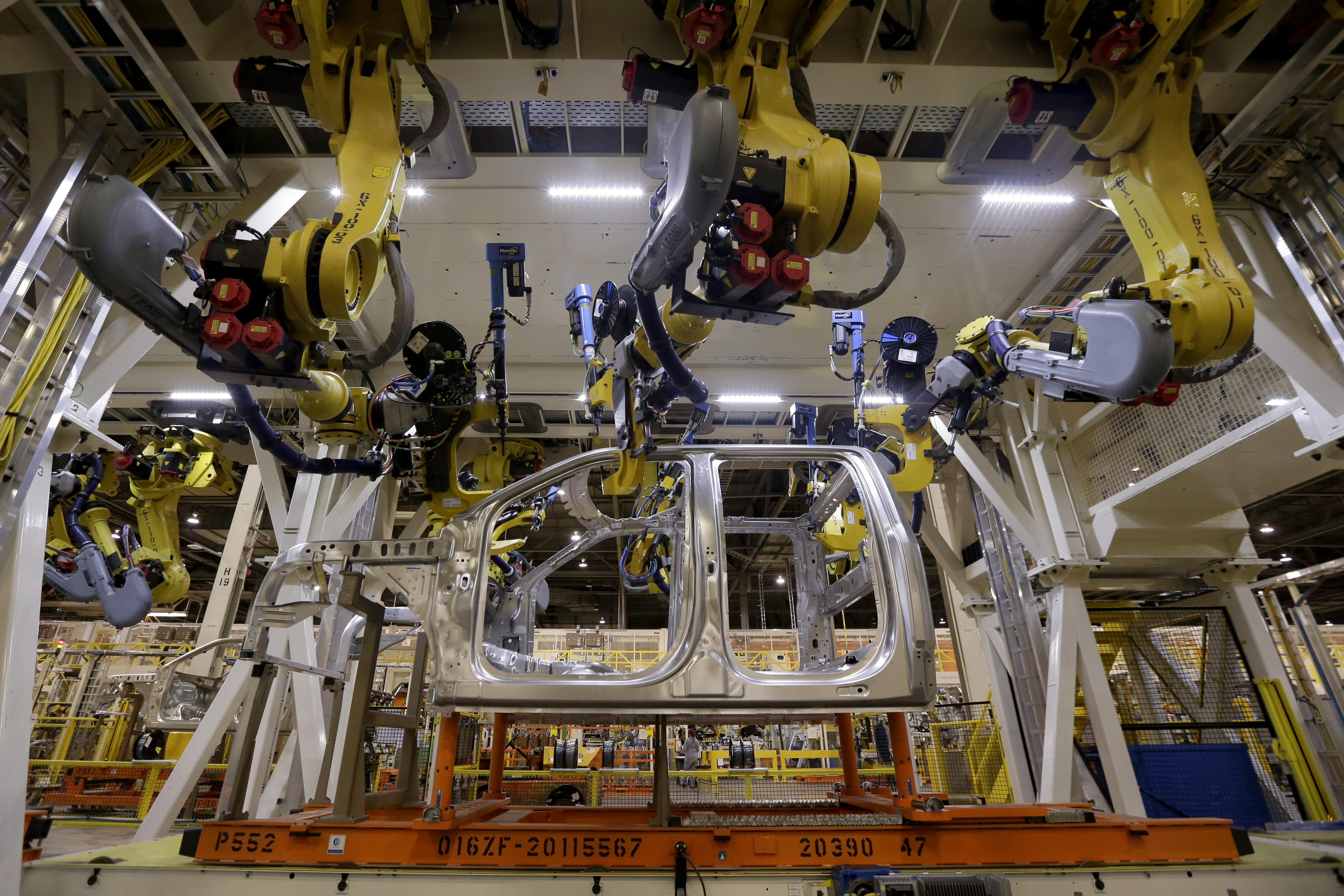 Ahead of the Bell: US factory orders