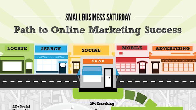 How Small Businesses Can Win the Web [INFOGRAPHIC]