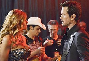 Connie Britton and Charles Esten | Photo Credits: Katherine Bomboy-Thornton/ABC
