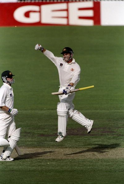 Ashes Australia v England Justin Langer