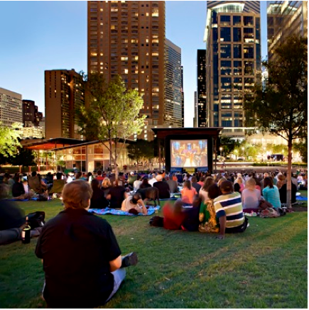 Houston | Discovery Green
