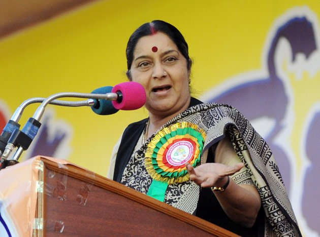 Where Sushma Swaraj fits in