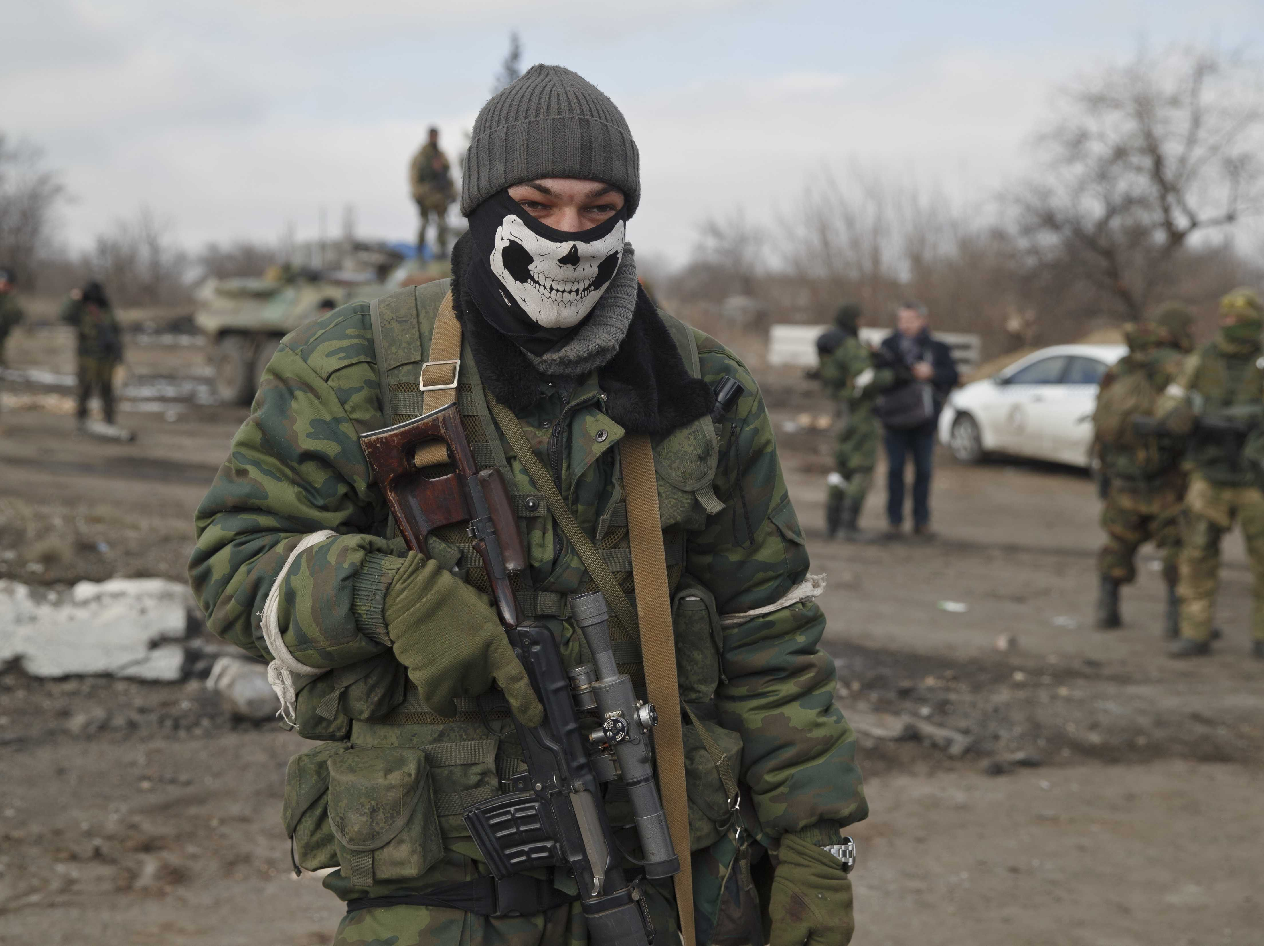 Former NATO commander: A new Russian offensive in eastern Ukraine is 'imminent'