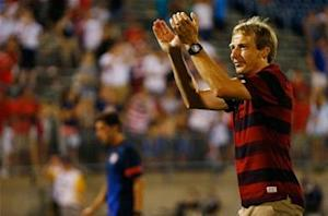 Klinsmann: 'We're here to play' against top European sides