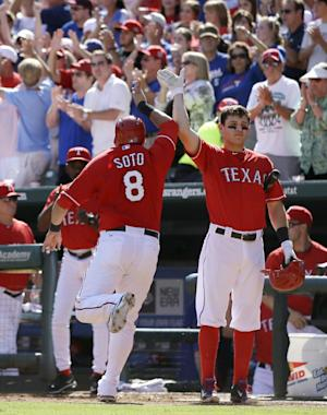 Rangers force AL wild-card tiebreaker, beat Angels