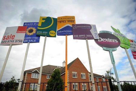 UK house price growth slows again in March - Nationwide