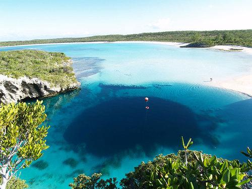 At $24 million, Dean's Blue Hole gives new meaning to 'money pit'