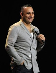 """Russell Peters in Netflix """"Notorious."""" Click Here to Download Image"""