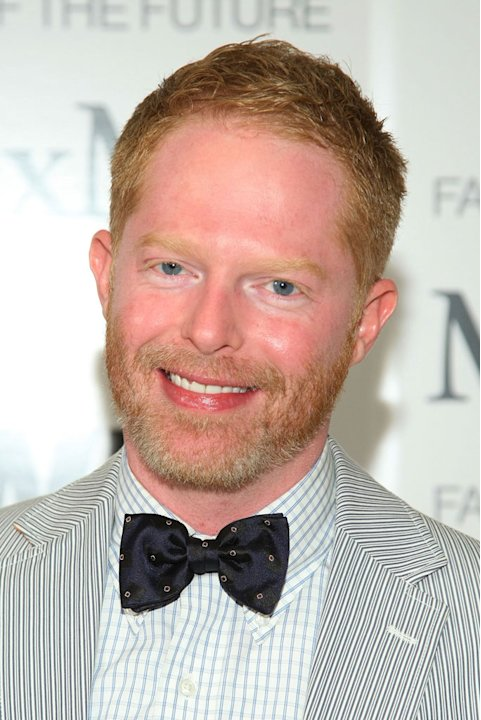 Jesse Tyler Ferguson arrives as actress Elizabeth Banks is honored as Women In Film, MaxMara &quot;Face of the Future&quot; 2009 during a Cocktail Party at The Sunset Tower Hotel on April 29, 2009 in West Holly
