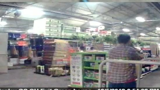 Man steals hundreds worth of video games