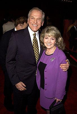 John Spencer and wife 53rd Annual Emmy Awards - 11/4/2001