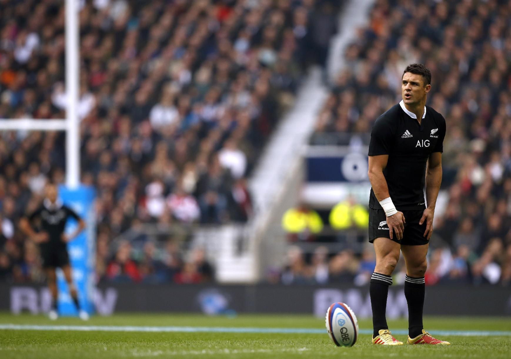 All Black Carter to play in France after WCup