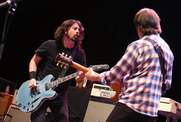 Dave Grohl's Sound City Players to Perform at SXSW