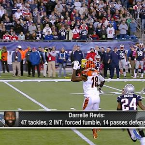 'Move the Sticks': A.J. Green on Revis and Sherman