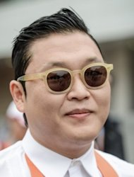 "<p>This file photo shows South Korean pop star Psy, pictured on October 14, 2012, who's ""Gangnam Style"" video is galloping towards the one-billion-view mark on YouTube, a fresh milestone in the enduring global craze for the S.Korean rapper and his horse-riding dance.</p>"