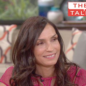 The Talk - Famke Janssen's True Love