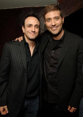 Premiere: Hank Azaria and Craig Bierko at the NY premiere of Dimension's Scary Movie 4 - 4/10/2006