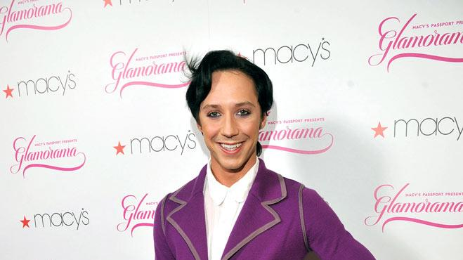Johnny Weir Glamorama