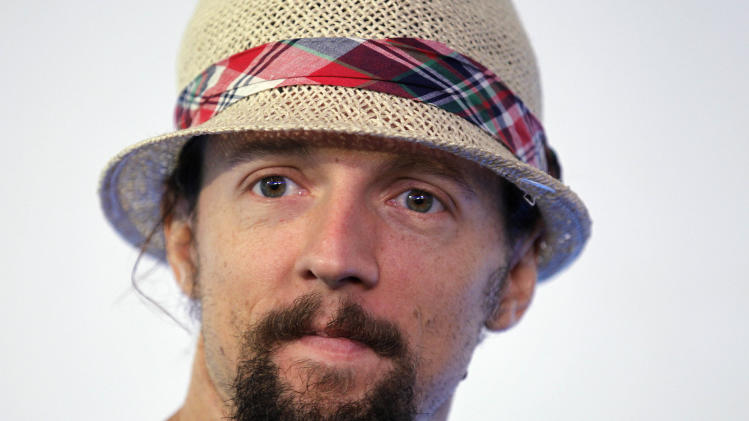 Jason Mraz to make historic appearance in Myanmar