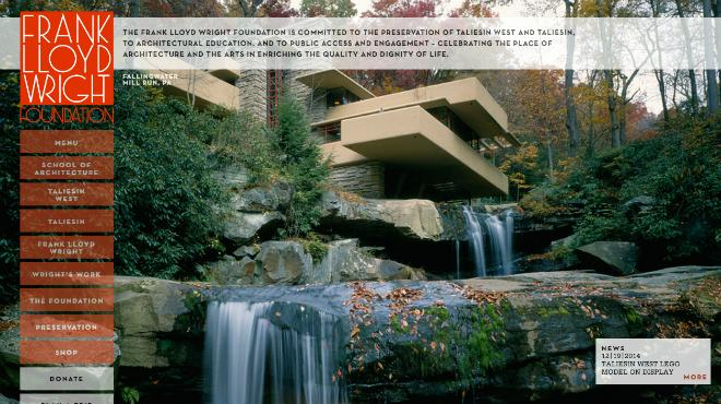 Wright Stuff: At Long Last, a Gorgeous Online Guide to Frank Lloyd Wright's Life and Work