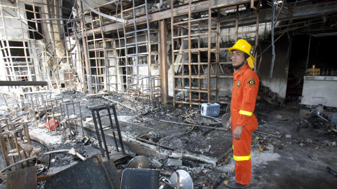 Thai club owner acquitted in fatal New Year's fire