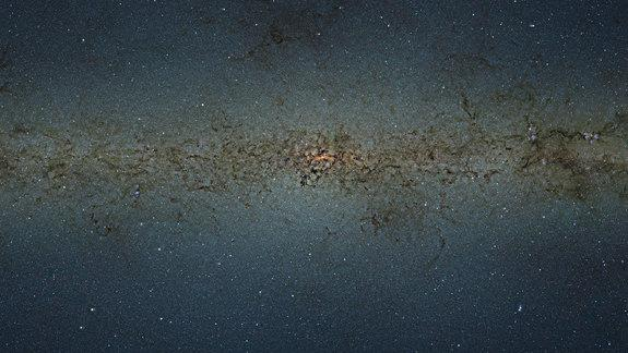 Amazing Photo Captures 84 Million Stars in Our Milky Way Galaxy