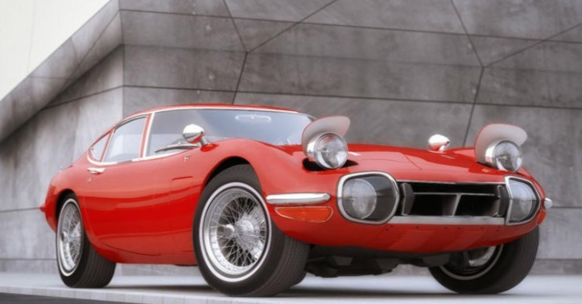 15 Cars That Defined The 20th Century