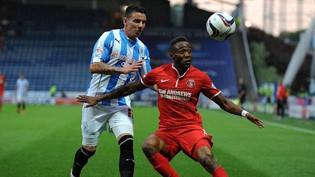 Adam Hammill scored the winner in Huddersfield's victory over Charlton
