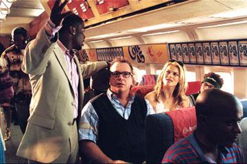 Kevin Hart , Tom Arnold and Missi Pyle in MGM's Soul Plane