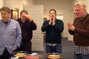 Watch Glenn Beck smother his face in Cheetos dust to look like Donald Trump