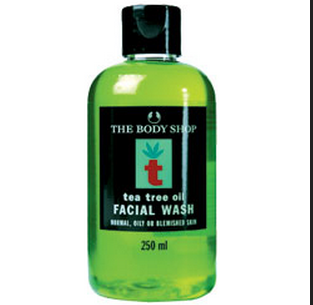 The Body Shop Tea Tree Oil Face Wash