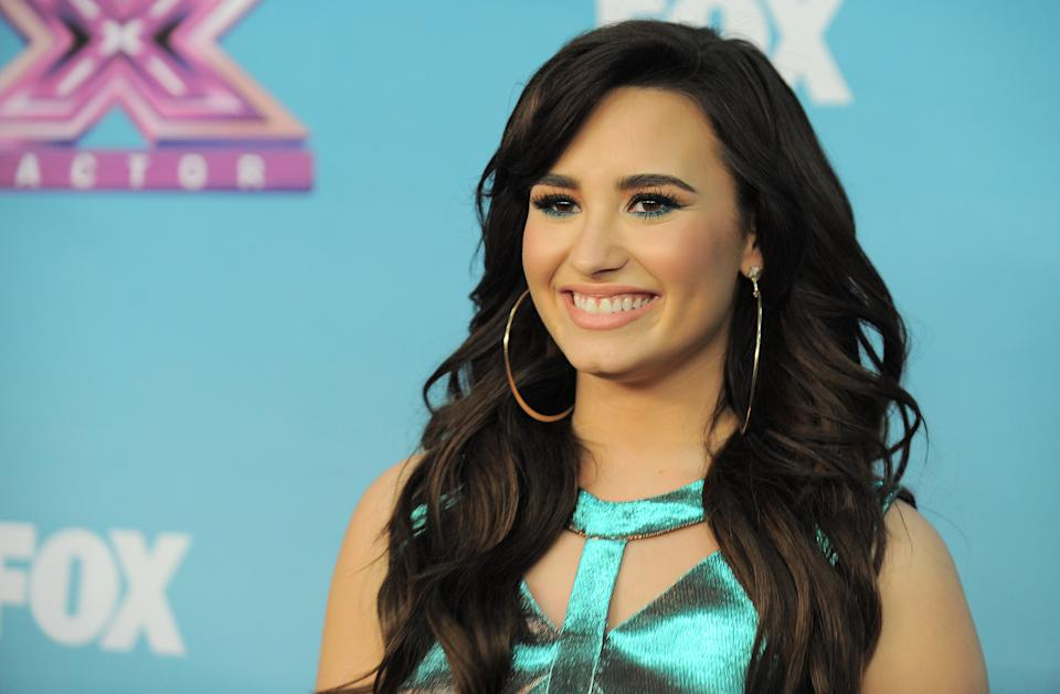 Demi Lovato returning as 'X Factor' judge