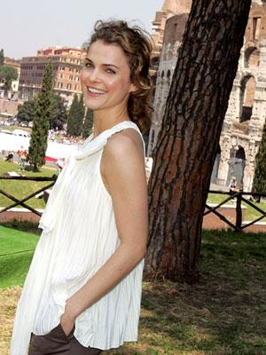 Keri Russell Mission: Impossible III Rome Photo Call Rome, Italy - 4/24/06
